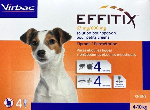 犬用 必克蝨 4-10kg