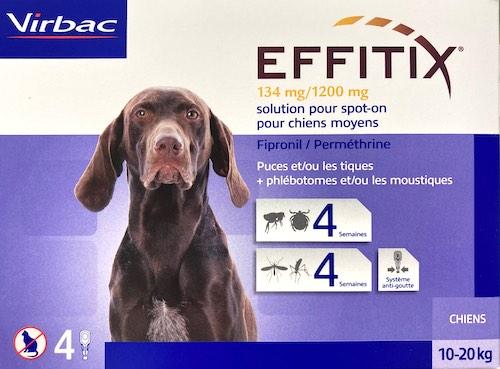 犬用 必剋蝨 10-20kg