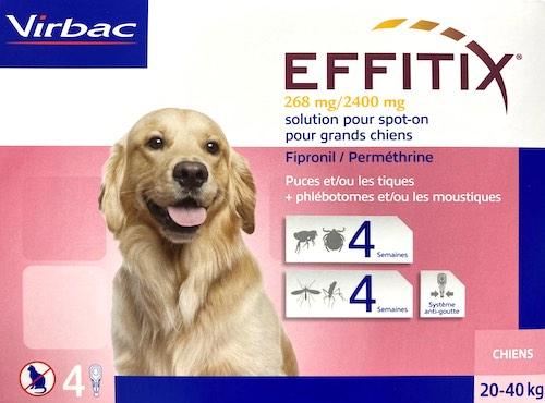 犬用 必剋蝨 20-40kg